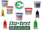 Бесфосфатные стиральные порошоки и моющие  для малышей и родителей