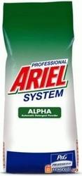 Стиральный порошок ARIEL Professional System ALPHA 15кг
