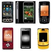 мобильные сотовые телефоны со склада